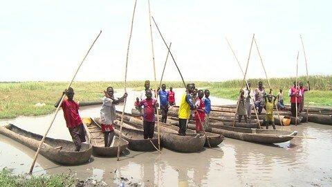 جنوب السودان يواجه الجوع مع أمل ضئيل في السلام