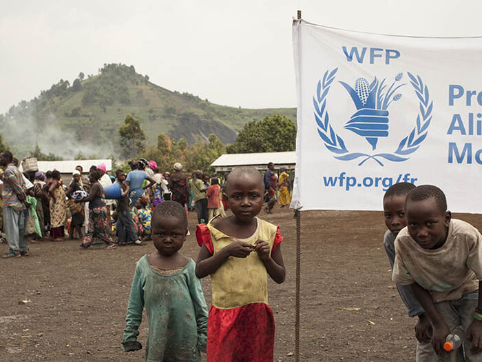 WFP in DRC