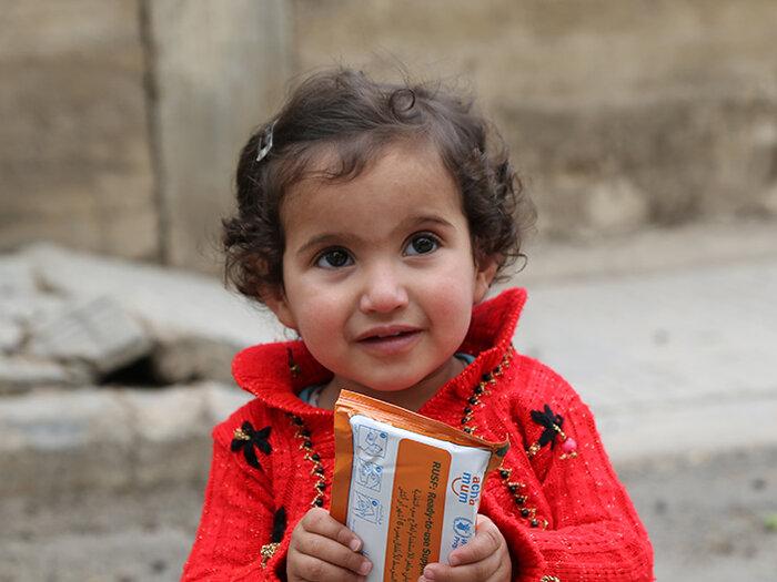 صورة: برنامج الأغذية العالمي/حسام الصالح