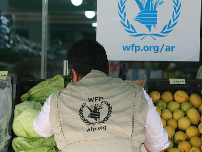 WFP staff