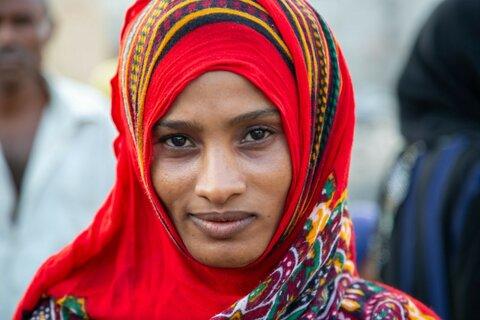 برنامج الأغذية العالمي يدعم خمس نساء بخمس طرق