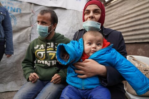 زوجان ضريران في سوريا يتطلعان نحو مستقبل أفضل رغم التحديات