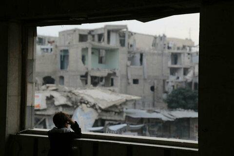 نافذة على سوريا: مصور ببرنامج الأغذية العالمي يلقي نظرة على عشرة أعوام من النزاع