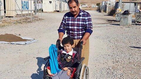 جائحة فيروس كورونا تختبر قدرة النازحين العراقيين على الصمود