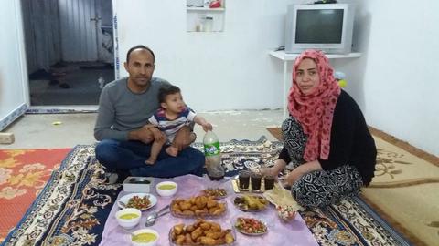 عيد الفطر في ظل جائحة كورونا وحظر التجوال في العراق