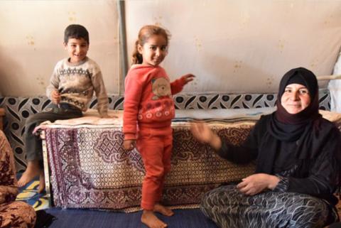 العراق - حكايات وأكواب شاي من مخيم اشتي