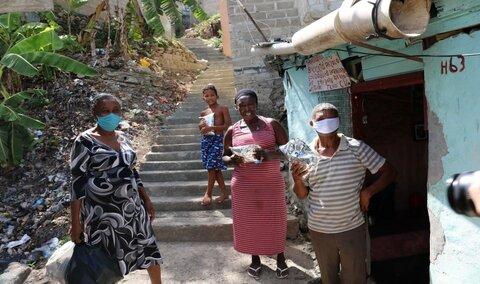 جائحة كورونا يعرض 14 مليون شخص لخطر الحرمان من الوجبات الرئيسية في أمريكا اللاتينية ومنطقة البحر الكاريبي