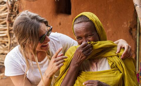 ماذا يعني العمل كمصور فوتوغرافي في مجال الإغاثة الإنسانية
