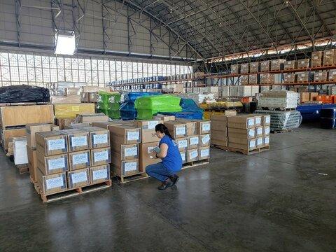 فيروس كورونا: برنامج الأغذية العالمي على استعداد لمواجهة التحدي