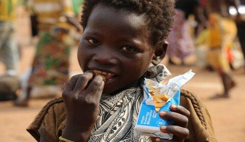 بعض الحقائق والأرقام عن عمل برنامج الأغذية العالمي