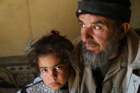 """الفرار من إدلب: """"أخطر رحلة للفرار من الموت"""""""