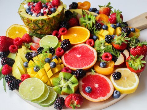التغذية السليمة لصحة جيدة تقاوم الأمراض