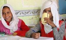 سويسرا تدعم مشروع التغذية المدرسية في مخيمات اللاجئين الصحراويين بالجزائر