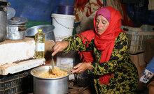 الاتحاد الأوروبي يواصل دعمه لبرنامج الأغذية العالمي لمساعدة الأسر المتضررة جراء الأزمة السورية