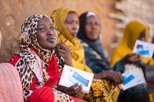 المملكة المتحدة تواصل دعم مشروع برنامج الأغذية العالمي لتوفير المساعدات النقدية والخدمات الجوية الإنسانية في السودان