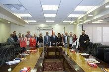 برنامج الأغذية العالمي والحكومة المصرية يطلقان شراكة لتعزيز سلامة الغذاء في مصر