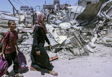 برنامج الأغذية العالمي يقدم الدعم العاجل للمتضررين في قطاع غزة