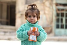 مساهمات من كوريا تساعد برنامج الأغذية العالمي في توفير مساعدات غذائية عاجلة إلى السوريين المحتاجين