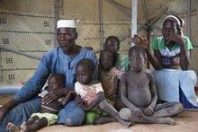 بوركينا فاسو تقع في بؤرة أزمة إنسانية كبيرة تجتاح منطقة الساحل الأفريقي