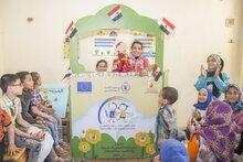 برنامج الأغذية العالمي في مصر يحتفل بشراكته الطويلة الأمد مع الاتحاد الأوروبي