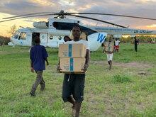 عام واحد مر على وقوع الإعصار، ولا يزال العديد من سكان موزمبيق يكافحون للتعافي وسط تخفيض المساعدات