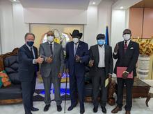 المدير التنفيذي لبرنامج الأغذية العالمي يهنئ حكومة السودان ومجموعة المتمردين على خطوات نحو السلام