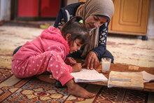 تضافر جهود برنامج الأغذية العالمي وهيئة الأمم المتحدة للمرأة لتعزيز المساواة بين الجنسين وتمكين المرأة في فلسطين
