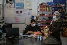 فرنسا تساعد برنامج الأغذية العالمي في دعم الأسر الفلسطينية المتضررة من الأعمال العدائية في غزة