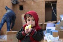 دعم ألمانيا لا غنى عنه لعمليات برنامج الأغذية العالمي للاستجابة للأزمة السورية