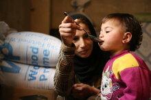 السوريون يواجهون أسوأ أزمة غذائية بعد عشرة سنوات من النزاع