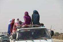البرنامج يوسع نطاق عملياته للوصول إلى الأشخاص الأكثر احتياجاً في منطقة شمال شرقي سوريا المتضررة من النزاع