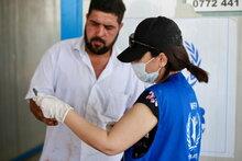 جمهورية كوريا تساعد برنامج الأغذية العالمي في تقديم المساعدة للأسر المتضررة من النزاعات في العراق