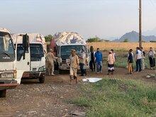 برنامج الأغذية العالمي يقدم مساعدات إنسانية ضرورية للمدنيين المحاصرين في اليمن على خط المواجهة
