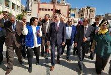 كندا وبرنامج الأغذية العالمي يدعمان الإدماج الاجتماعي للاجئين السوريين في مصر من خلال التعليم