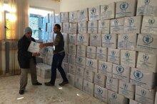برنامج الأغذية العالمي يستأنف إرسال الغذاء إلى الأسر النازحة في شرقي ليبيا