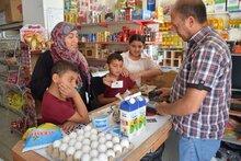 مساهمة من كوريا الجنوبية تساعد برنامج الأغذية العالمي على تقديم المساعدات إلى أشد الفئات فقراً في فلسطين