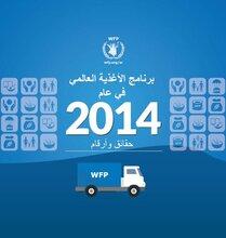 برنامج الأغذية العالمي في عام 2014