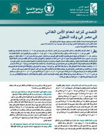 التصدي لتزايد انعدام الأمن الغذائي في مصر في وقت التحول