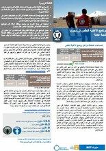 برنامج الأغذية العالمي في سوريا- لمحة عامة (يونيو/حزيران 2017)