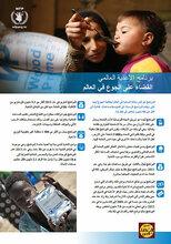 برنامج الأغذية العالمي- القضاء على الجوع في العالم