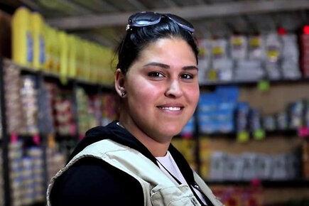 أبطال العمل الإنساني لدى برنامج الأغذية العالمي: هديل فخر الدين