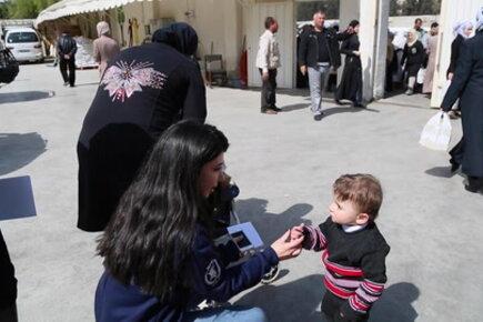 تحية للمرأة السورية في اليوم العالمي للمرأة
