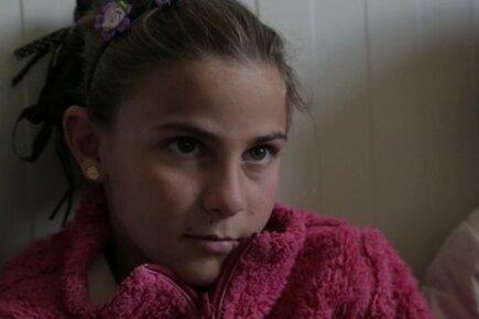 سندس، فتاة سورية تتحدى الصعاب