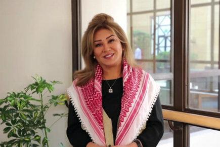 مستفيدون أردنيون ولاجئون سوريون يهنئون الشعب الأردني في عيد الاستقلال