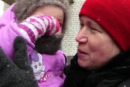 """في أوكرانيا: """"جميع الأحزان تتلاشى مع الخبز"""""""