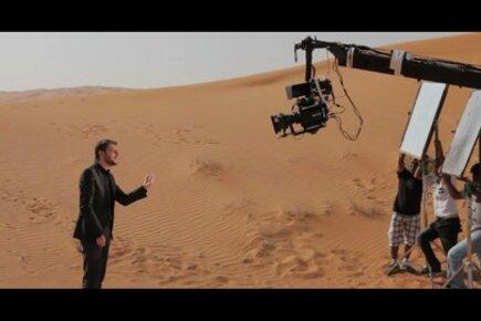 """كواليس تصوير أغنية """"وعود منسية"""" لسامي يوسف"""