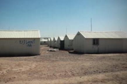 """لاجئ سوري في مخيم بالأردن: """"صوت الديك يبث الحياة في المخيم"""""""