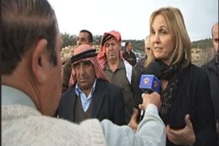 زيارة المدير التنفيذي لبرنامج الأغذية العالمي إلى الأردن