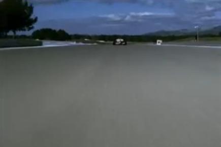 """جارنو ترولي، الفائز بالمركز الأول في سباق السيارات """"موناكو جراند بري"""""""