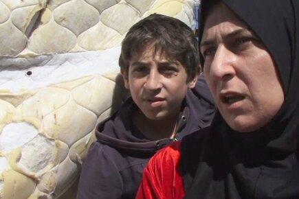 13.000 سوريا في مخيم كيليس في تركيا